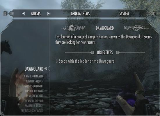 dawnguard title