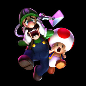 Luigi, a man who screams at fear.