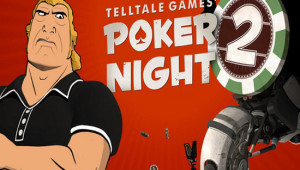 Poker Night 2 Title Card